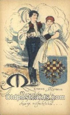 xrt287019 - Artist Cihelky Postcard Post Card Old Vintage Antique