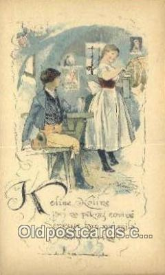 xrt287023 - Artist Cihelky Postcard Post Card Old Vintage Antique