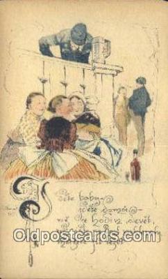 xrt287031 - Artist Cihelky Postcard Post Card Old Vintage Antique