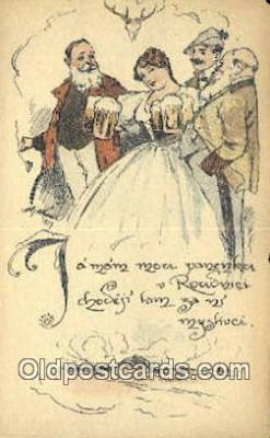 xrt287033 - Artist Cihelky Postcard Post Card Old Vintage Antique