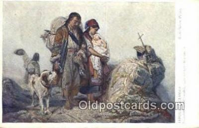 xrt288010 - Artist Jaroslav Cermak Postcard Post Card Old Vintage Antique