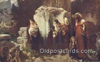 xrt288022 - Artist Jaroslav Cermak Postcard Post Card Old Vintage Antique Series # 2391