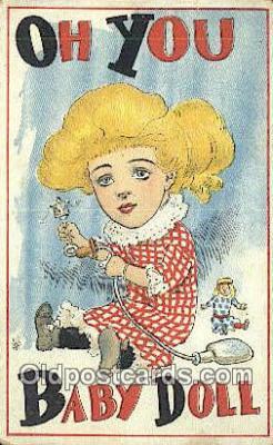 xrt290005 - Artist Walter Crane Postcard Post Card Old Vintage Antique Series # 98