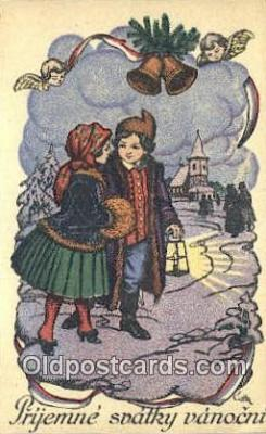 xrt293001 - Artist Vaclav Cutta Postcard Post Card Old Vintage Antique Series # 605