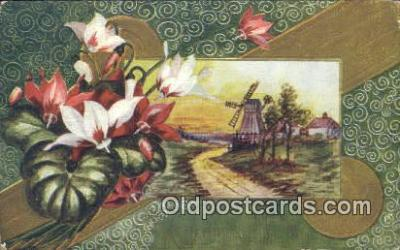 xrt294018 - Artist Avery Postcard Post Card Old Vintage Antique Series # A573