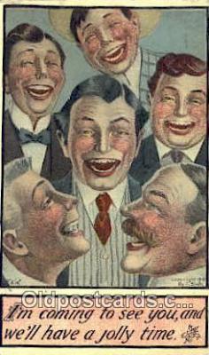 xrt296010 - Artist F. Bluh, F & W Postcard Post Card Old Vintage Antique