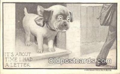 xrt296017 - Artist F. Bluh, F & W Postcard Post Card Old Vintage Antique