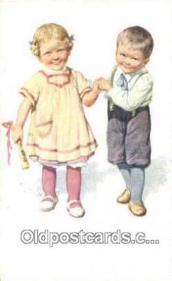 xrt307003 - Artist Fialkowska, Wally Postcard Post Card, Old Vintage Antique