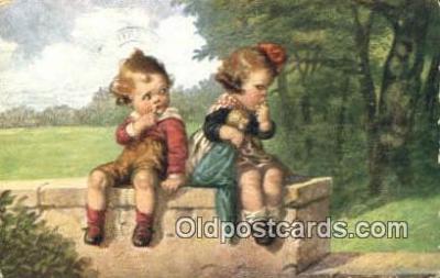 xrt307015 - Artist Fialkowska, Wally Postcard Post Card, Old Vintage Antique