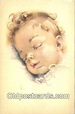 xrt313002 - Series 75-4 Artist Kermer, A Postcard Post Card, Old Vintage Antique