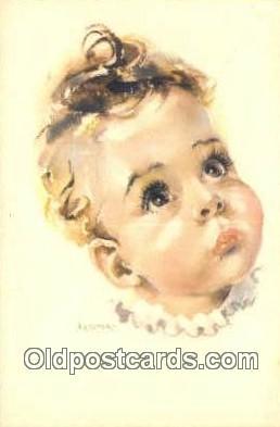 xrt313003 - Series 75-1 Artist Kermer, A Postcard Post Card, Old Vintage Antique