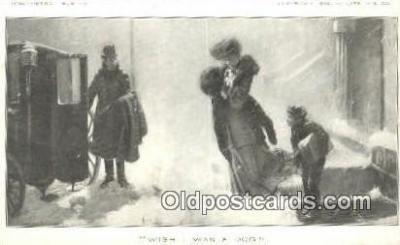 xrt315002 - Artist William Balford - Ker, Postcard Post Card, Old Vintage Antique