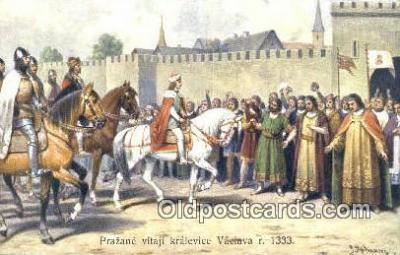 xrt317018 - Artist Jos Mathauser Postcard Post Card, Old Vintage Antique