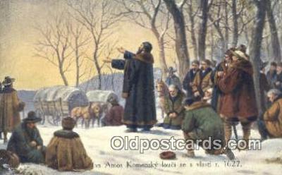 xrt317028 - Artist Jos Mathauser Postcard Post Card, Old Vintage Antique