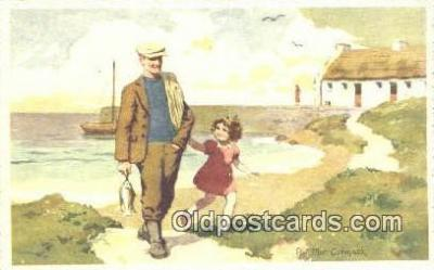 xrt320003 - Artist MacCormack Postcard Post Card, Old Vintage Antique