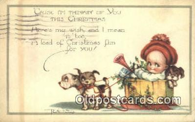 xrt321003 - Artist Welch Silver, Ruth Postcard Post Card, Old Vintage Antique