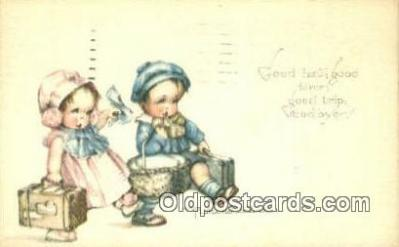 xrt321006 - Artist Welch Silver, Ruth Postcard Post Card, Old Vintage Antique