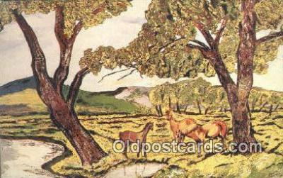 xrt329002 - Series NT-2 Artist Nyla Thompson Postcard Post Card, Old Vintage Antique