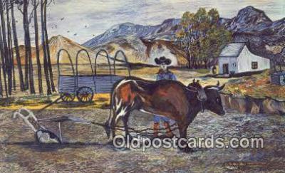 xrt329010 - Series NT-21 Artist Thompson, Nyla Postcard Post Card, Old Vintage Antique