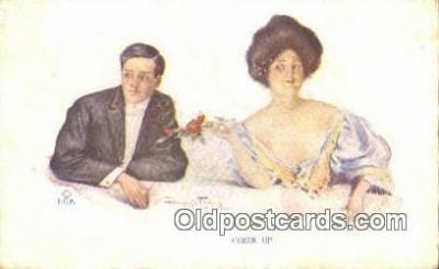 xrt330001 - Series L-357 Artist A. Toniolo Postcard Post Card, Old Vintage Antique