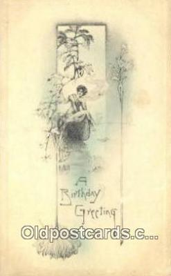 Artist H.A. Weiss Postcard Post Card
