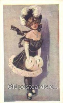 xrt332008 - Artist Wasko, Edward Postcard Post Card, Old Vintage Antique