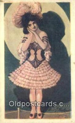 xrt332010 - Artist Wasko, Edward Postcard Post Card, Old Vintage Antique
