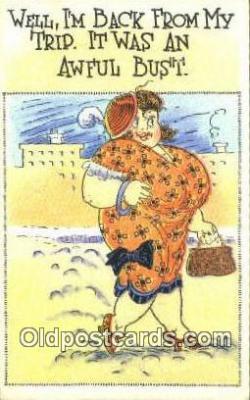 xrt333006 - Artist E.L. White Postcard Post Card, Old Vintage Antique