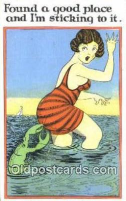 xrt333035 - Artist E.L. White Postcard Post Card, Old Vintage Antique