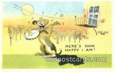 xrt333069 - Artist E.L. White Postcard Post Card, Old Vintage Antique