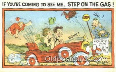xrt333073 - Artist E.L. White Postcard Post Card, Old Vintage Antique