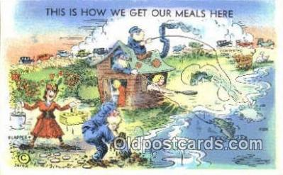 xrt333081 - Artist E.L. White Postcard Post Card, Old Vintage Antique