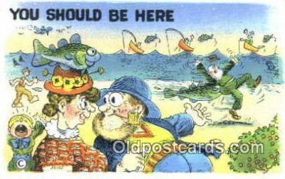 xrt333082 - Artist E.L. White Postcard Post Card, Old Vintage Antique