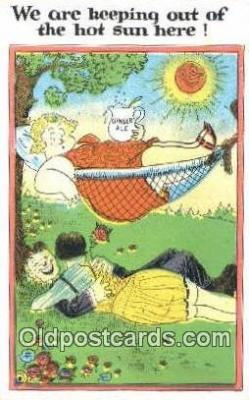 xrt333089 - Artist E.L. White Postcard Post Card, Old Vintage Antique