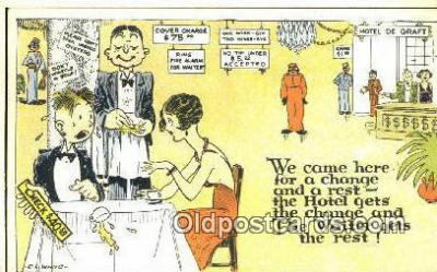 xrt333091 - Artist E.L. White Postcard Post Card, Old Vintage Antique
