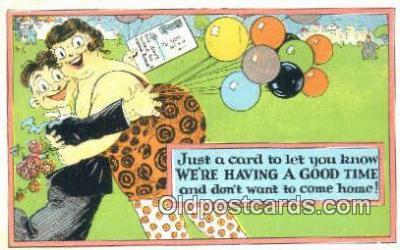 xrt333094 - Artist E.L. White Postcard Post Card, Old Vintage Antique