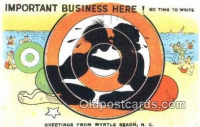 Artist White, E.L. Postcard Post Card
