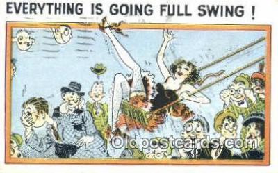 xrt333116 - Artist E.L. White Postcard Post Card, Old Vintage Antique