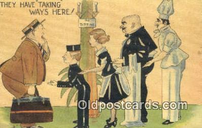 xrt333119 - Artist E.L. White Postcard Post Card, Old Vintage Antique