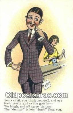 xrt333135 - Artist E.L. White Postcard Post Card, Old Vintage Antique