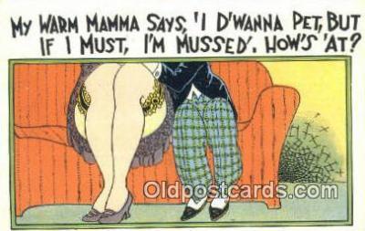 xrt333140 - Artist E.L. White Postcard Post Card, Old Vintage Antique