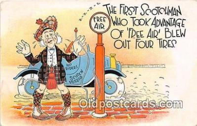 First Scotchman