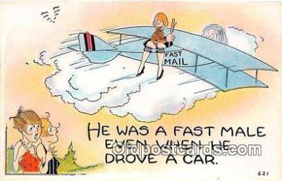 Fast Male