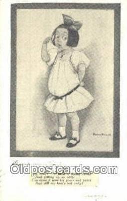xrt336004 - Hand made postcard Artist Peter Newell Postcard Post Card, Old Vintage Antique