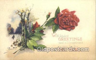 xrt338007 - Artist Powell, Lyman Postcard Post Card, Old Vintage Antique