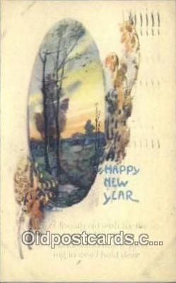 xrt338026 - Artist Lyman Powell Postcard Post Card, Old Vintage Antique