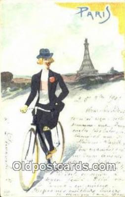 xrt340003 - Artist Rossetti Postcard Post Card, Old Vintage Antique