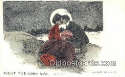 xrt342004 - Artist Rhodes Postcard Post Card, Old Vintage Antique