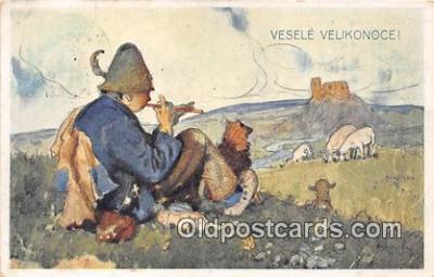xrt349001 - Artist R Kremlicka  Postcard Post Card