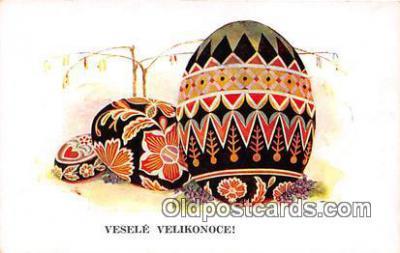 xrt352013 - T Kroje Vesele Velikonoce Postcard Post Card